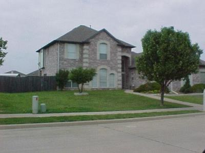 Crowley Single Family Home For Sale: 1000 Wilderness Trail