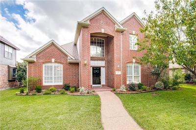 Allen Single Family Home For Sale: 207 Fairfax Drive