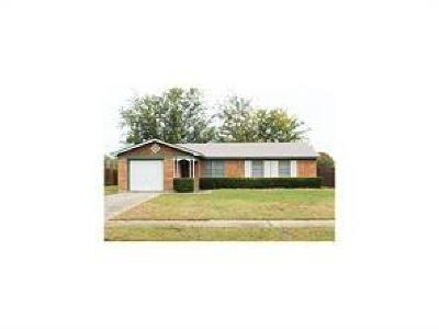 Richardson  Residential Lease For Lease: 1228 Ridgeway Drive