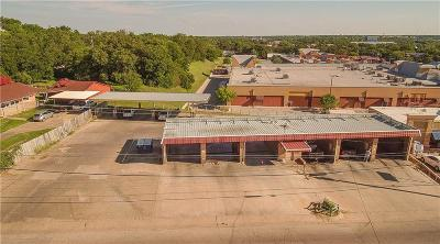 Weatherford Commercial For Sale: 112 W Park Avenue