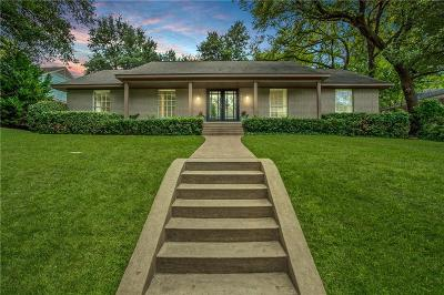 Single Family Home For Sale: 834 Knott Place
