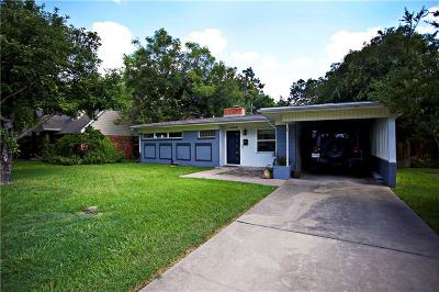 Single Family Home For Sale: 6810 Vada Drive