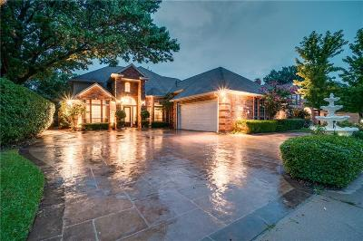 Garland Single Family Home For Sale: 3009 Oak Point Drive
