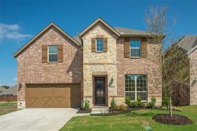 McKinney Single Family Home For Sale: 8712 Abbington Place
