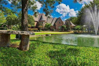 Colleyville TX Single Family Home For Sale: $2,500,000