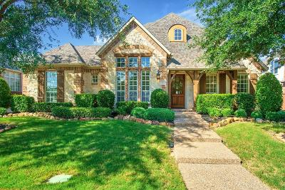 McKinney Single Family Home Active Option Contract: 8016 Connestee Drive