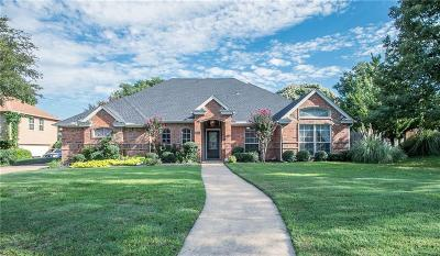 Keller Single Family Home For Sale: 805 Quail Run Drive