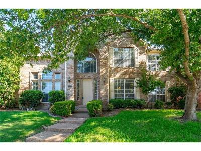 Irving Single Family Home For Sale: 9607 Wolf Creek Drive