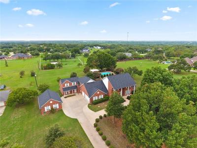 Fort Worth Single Family Home For Sale: 6060 Autumn Breeze Circle