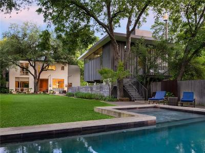 Highland Park Single Family Home For Sale: 3710 Armstrong Avenue