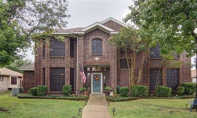 Mesquite Single Family Home For Sale: 1708 Brenwood Drive