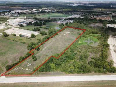 Lewisville Commercial Lots & Land For Sale: Railroad Street