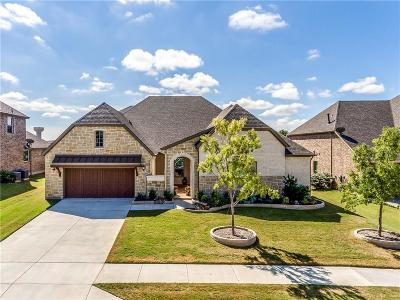 Single Family Home For Sale: 1600 Lonesome Dove Drive