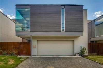 Single Family Home For Sale: 4674 Deere Street