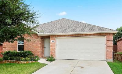 Little Elm Single Family Home For Sale: 1416 Waterford Drive