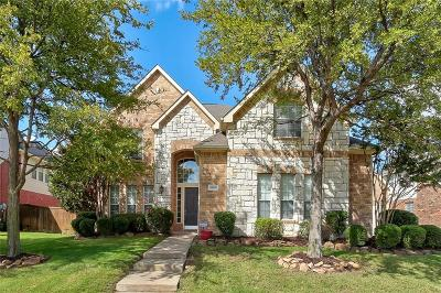 McKinney Single Family Home For Sale: 8800 Preston Wood Drive