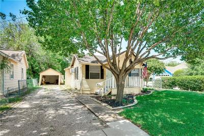 Mckinney Single Family Home For Sale: 1007 Oak Street