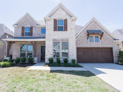 Frisco Single Family Home For Sale: 4457 Florentine Lane