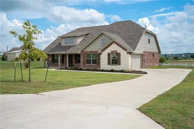 Joshua Single Family Home For Sale: 8804 Arizona Street