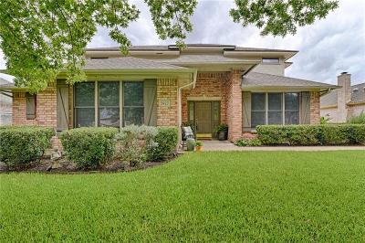 Benbrook Single Family Home Active Option Contract: 5927 Bellaire Drive