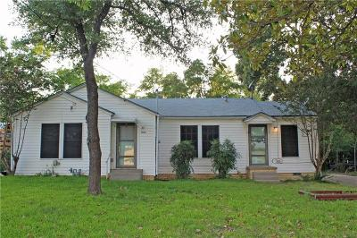 Canton TX Single Family Home For Sale: $99,900