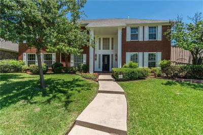 Carrollton Single Family Home For Sale: 2125 Antibes Drive