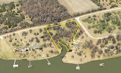 Angus, Barry, Blooming Grove, Chatfield, Corsicana, Dawson, Emhouse, Eureka, Frost, Hubbard, Kerens, Mildred, Navarro, No City, Powell, Purdon, Rice, Richland, Streetman, Wortham Residential Lots & Land For Sale: Lot45r Francisco Bay Drive