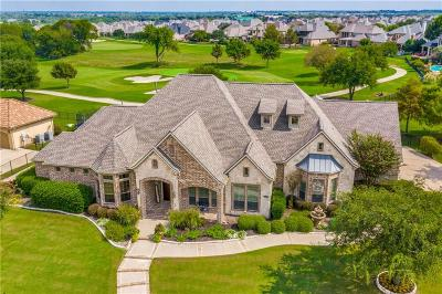 Prosper Single Family Home For Sale: 1290 Crooked Stick Drive