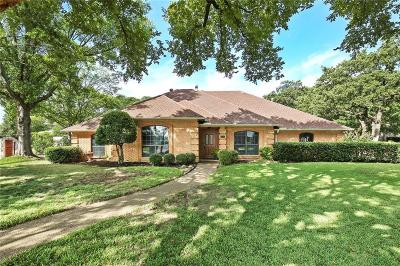 Colleyville Single Family Home For Sale: 3101 Cumberland Court