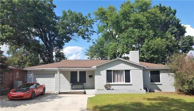 Westworth Village Single Family Home For Sale: 5732 Tracyne Drive