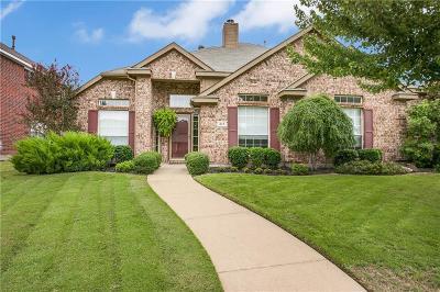 Keller Single Family Home Active Option Contract: 413 Shumard Oak Trail
