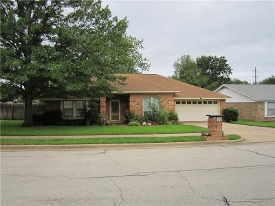 Bedford Single Family Home For Sale: 3300 Andover Drive