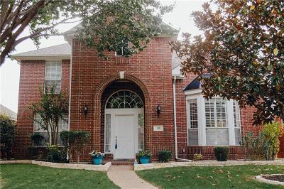 Allen Single Family Home For Sale: 318 Calstone Drive