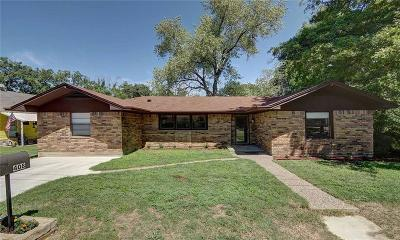 Weatherford Single Family Home For Sale: 408 W Simmons Street