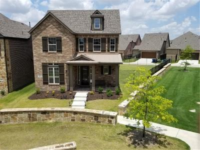Allen Single Family Home Active Option Contract: 1021 Devonshire Drive
