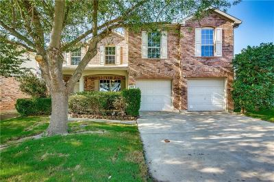 Fate Single Family Home For Sale: 344 Bayberry Drive