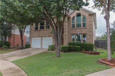 Bedford Single Family Home Active Option Contract: 3905 Lacebark Lane