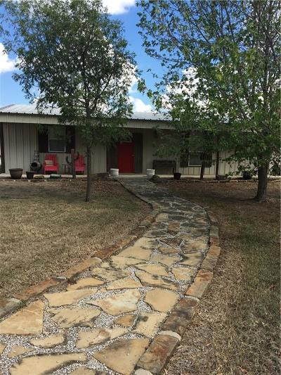 Parker County Single Family Home Active Option Contract: 4645 Tin Top Road