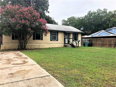 Single Family Home For Sale: 707 E Cherry Street