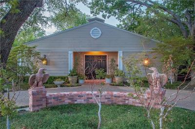 Fort Worth Single Family Home For Sale: 5516 Byers Avenue