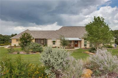 Weatherford Single Family Home Active Option Contract: 157 Canyon Creek Court