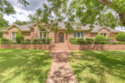 Granbury Single Family Home Active Option Contract: 8805 Bellechase Road