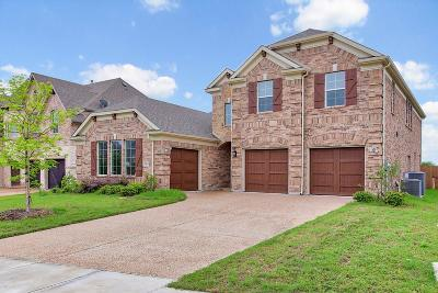 McKinney Single Family Home For Sale: 7805 Saint Clair Drive