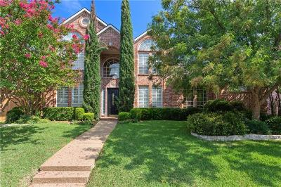 Plano Single Family Home Active Option Contract: 5029 Albany Drive