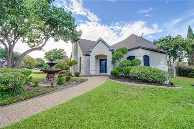 Garland Single Family Home Active Option Contract: 3018 Club Hill Drive
