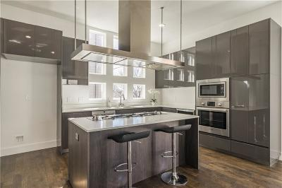 Dallas Townhouse For Sale: 1215 Hyde Court