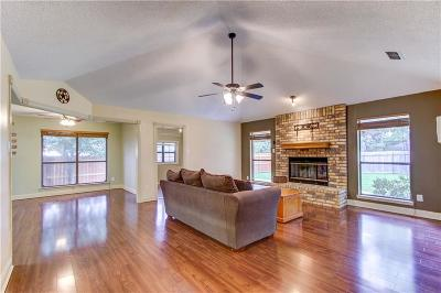 North Richland Hills Single Family Home Active Option Contract: 6709 Ridgewood Drive
