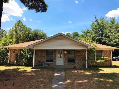 Quitman Single Family Home For Sale: 121 County Road 2123