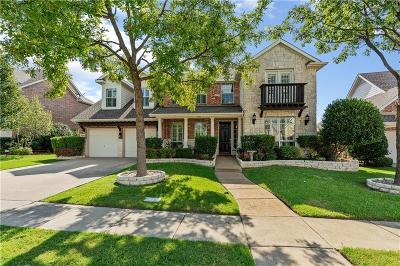McKinney Single Family Home Active Option Contract: 8305 Gallery Way