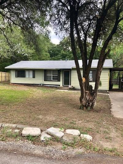 Azle Single Family Home For Sale: 620 Alfred Drive